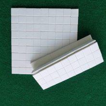 旋风收尘器耐磨陶瓷片 规格:17.5*17.5*5 耐磨陶瓷片胶粘接 厂家直供