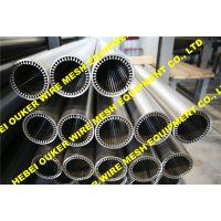 欧科无基管重型绕丝筛管设备