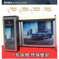 广告道闸 小区智能广告传媒道闸 深圳广告道闸厂家