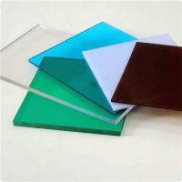 厂家供应PC耐力板 阳光房专用耐力板 pc透明耐力板批发
