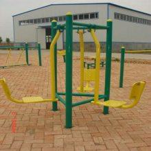 晋中户外单人健骑机价钱,公园健身器材生产制造厂家,批发