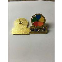 陕西西安胸牌厂家制作金属徽章设计新疆礼品胸章制作公司