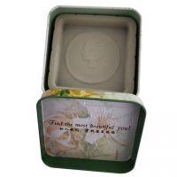 油皂铁盒 香皂铁盒 方形铁盒定制