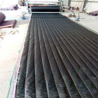厂家定制保温被 保温被加工 出售防尘网 济南正通防水篷布有限公司