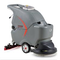 gaomei高美洗地机GM50B手推式工业洗地机工厂车间扫地机商用