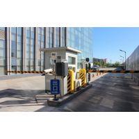 黄岛大型停车场一进一出停车道闸安装 量大优惠 品质可靠