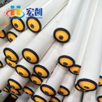 pvc滚筒|工业滚筒|塑胶|品牌滚筒|塑料|25|38|50|60|轻型|