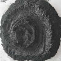 优质鳞片状石墨粉 天然鳞片晶质黑色石墨80目