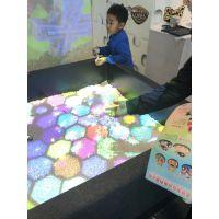 瑞康乐互动滑梯设备加工定制儿童互动设备
