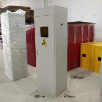 天津乙炔气瓶柜 危险可燃气体漏气报警安全储存防爆柜