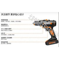 中西威克士充电电钻WX166 手电钻/电动工具 型号:WX166.4库号:M407804