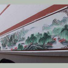 供应江西宜春 新余樟树丰城 高安手绘墙画彩绘墙绘涂鸦壁画机企业!