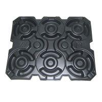底盘部件托盘厚片食品级abs厚板亚克力特种专业吸塑托盘加工