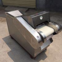 佳鑫1000型不锈钢多功能切菜机 马铃薯自动切块切丝机 萝卜切丁切片机视频