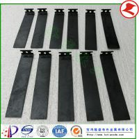环保制氢钛电极 电镀铬用不溶性钛阳极钛阳极用于污水处理