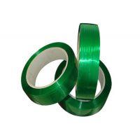 PET绿色耐高温耐热胶带不残胶防静电 绝缘喷涂遮蔽保护胶带