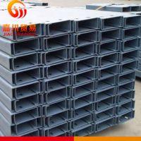 供应广西热轧槽钢 12米 Q235材质 各种规格齐全 厂家直销现货批发
