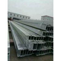 Q345B HW 300*300*10*15热镀锌H型钢材料单价 津西H型钢供应商