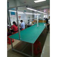 铝材型防静电工作台车间流水线操作台检验装配台实验室工作台
