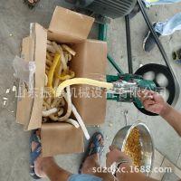 麻辣条面粉膨化机 供应多用五谷杂粮膨化机 振德面粉膨化机图片
