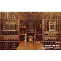 鑫鸿比士亚[VINCELLAR]别墅地下室酒窖酒柜设计效果图