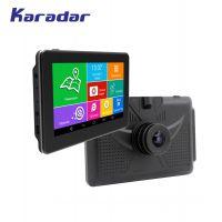 Karadar安卓高清行车导航仪行车记录仪前置摄像头1080p