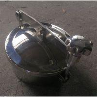 浙江威思凡生产304不锈钢水箱快开人孔卫生级常压人孔(厂家直销)规格齐全可加工定做