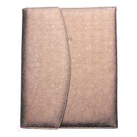 大理酒店用品 标牌杂件 棕色10B皮具双折服务指南