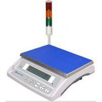 宿衡供应可接PLC的5公斤电子称,10kg/0.2g上下限报警电子秤