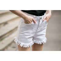 新塘牛仔批发市场低价女装短裤货源小县城乡镇服装店的新款热销女装