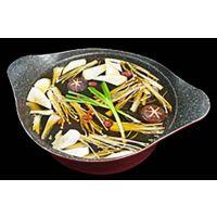 养生菌汤火锅