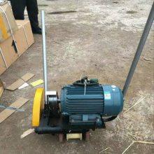 DQG-4.0电动钢轨切割机 24KG电动锯轨机 钢轨用切轨机质量保证