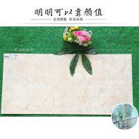 陶瓷薄板400x800亚光内外墙砖别墅卧室客厅餐厅卫浴