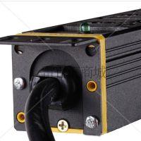 防雷PDU工业机柜插座8联10A插孔16A插头