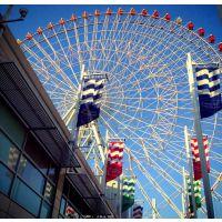 88摩天轮 城市之眼摩天轮 摩天轮观光车 大型游乐场摩天轮厂家