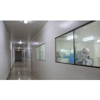 承接 GMP无菌室 PCR实验室工程设计装修恒温恒湿实验室洁净室