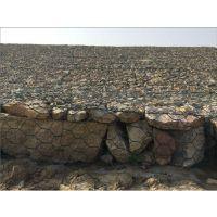 陕西水利固堤宾格石笼|河道治理宾格石笼网|镀锌防锈宾格石笼价格