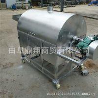 大量供应卧式滚筒炒货机 坚果类专用大型炒货机报价 5-10斤炒货机