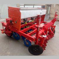 启航 多功能拖拉机带谷子播种机 小颗粒种子播种机 胡萝卜蔬菜精播机