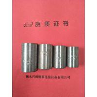 青岛钢筋连接套筒厂家|科源国标钢筋直螺纹套筒价格|套筒连接钢筋规范