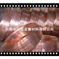 磷铜线压扁加工,专业生产C5191磷铜扁线