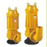 舞钢污水污物潜水泵 WQ6-16-0.75污水污物潜水泵信誉保证