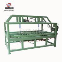 琪瑞废旧建筑模板拼接机 油压拼板机 质量保证价格低