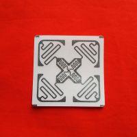 H47电子标签 干湿inlay带背胶可粘贴铜版纸 PET材质 impinj芯片