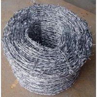 广东中山刺绳价格 广东中山刺绳厂家 铁蒺藜刺铁丝现货