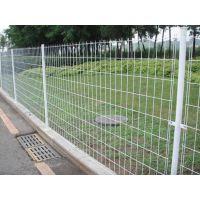 双边丝护栏网 铁丝网隔离网 钢丝围栏荷兰网 养殖网养鸡网防护网