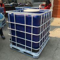 淮安1吨包装桶1吨方形塑料桶1000L防腐吨桶