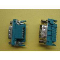 DT10121-H5W3-4F,DB9,公座,带螺柱,9P,富士康