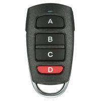 华五行 金属起亚4键滚动码HCS301遥控器卷帘门遥控器防盗门无线遥控器433.92M 315M