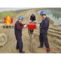 河北圣耀新型农用工具打桩机价格_优质新型农用工具批发/生产销售